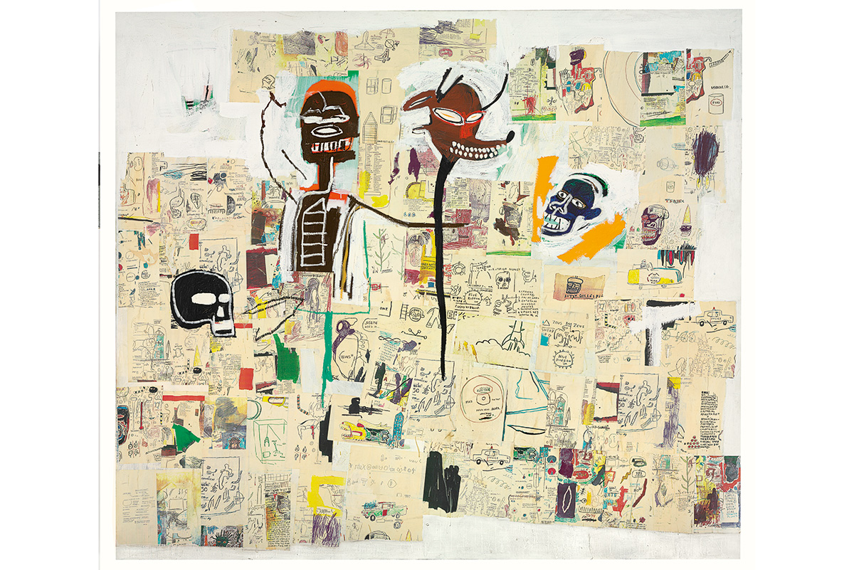 Jean-Michel-Basquiat-Peter-and-the-Wolf-19851