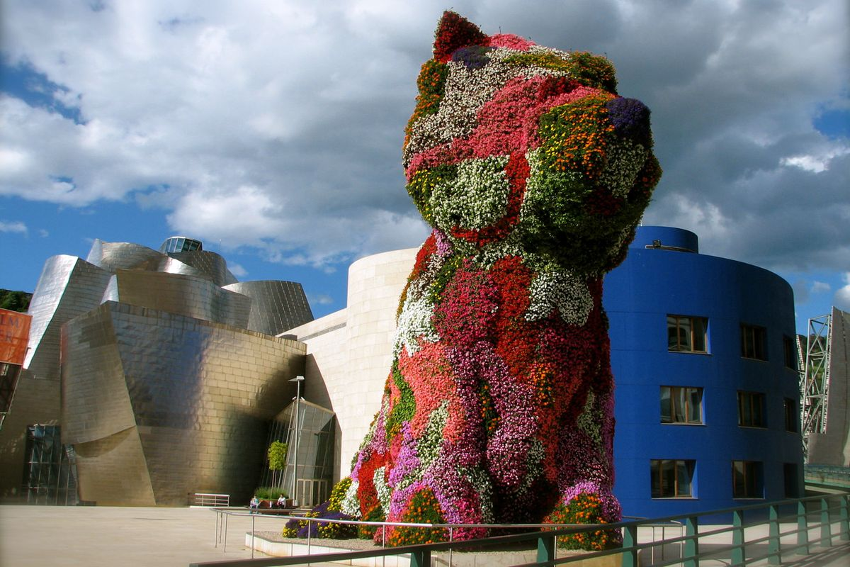 Jeff Koons - Puppy