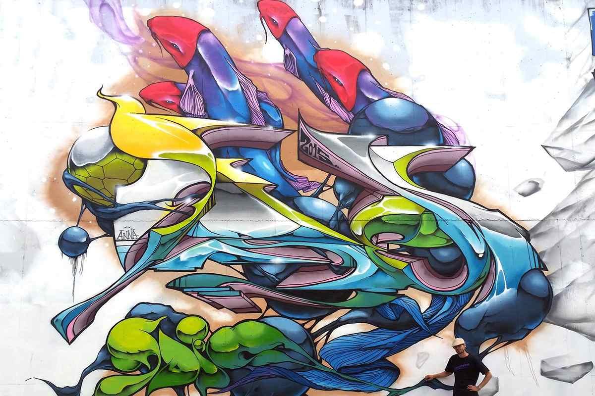 Jeroo, BlockParty5, Valence, France