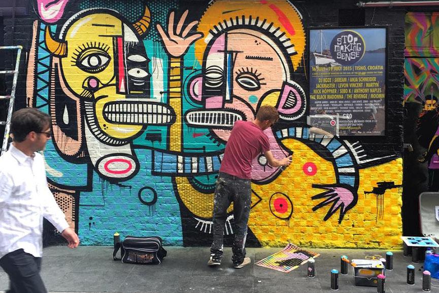 Joachim, Rivington Street London