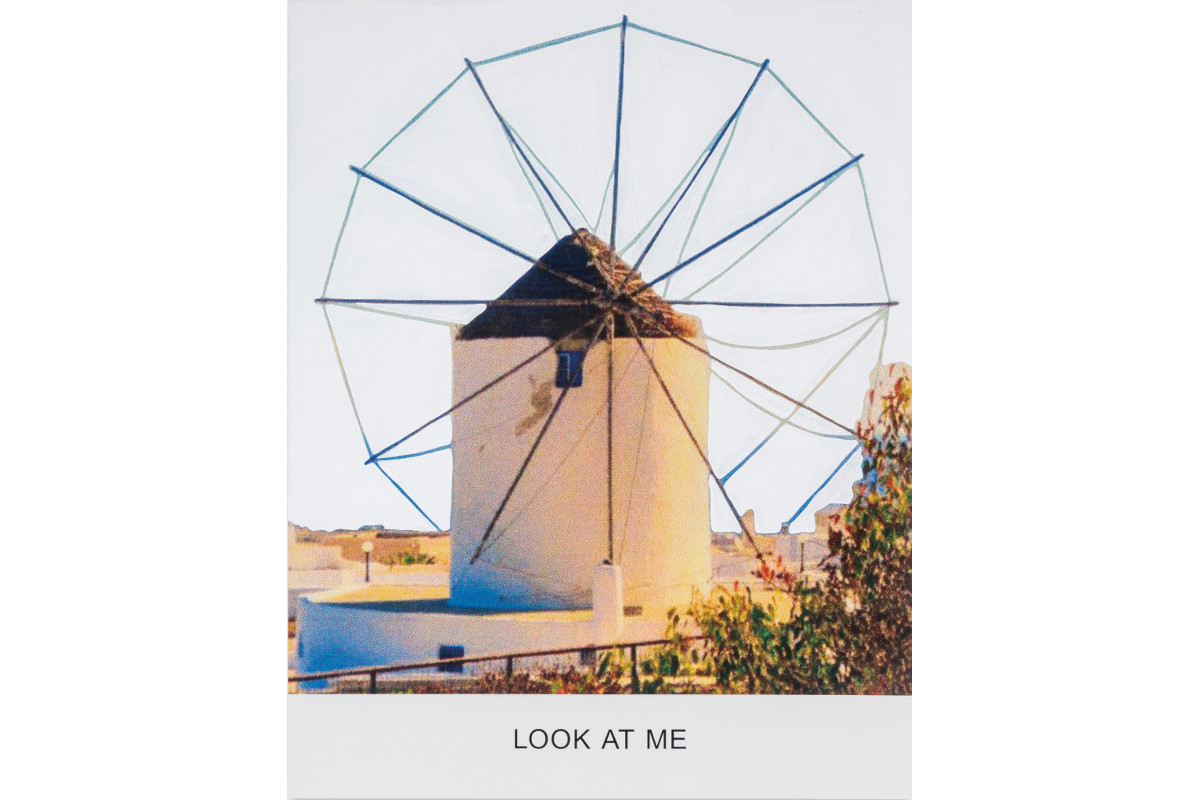 John Baldessari - Various Windmills Look At Me