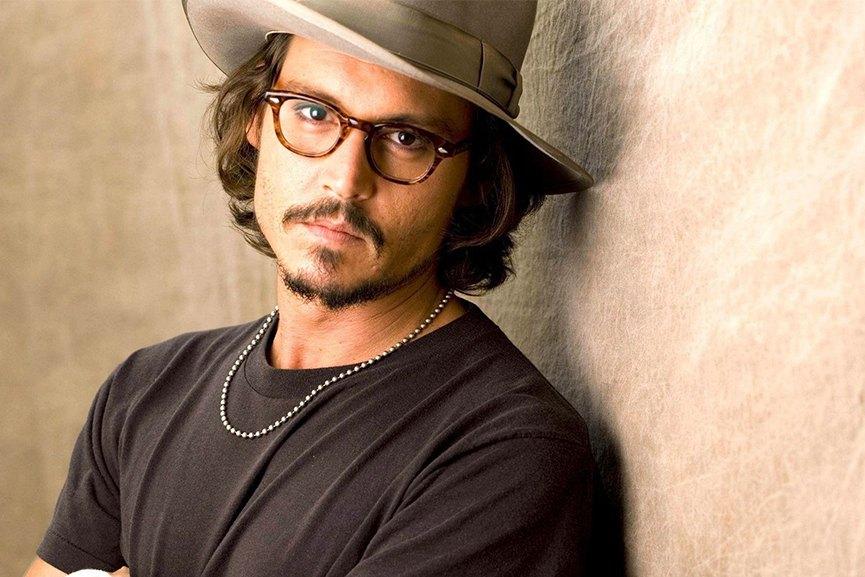 Johnny Depp via ohmymag.com