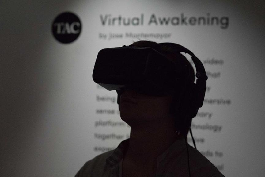 Jose Montemayor - Virtual Awakening