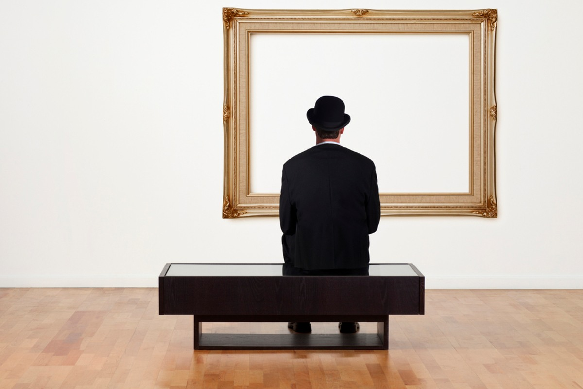 Judging the value of an artwork - Image via squarespacecom