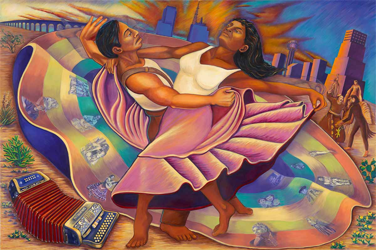 What Is The Vibrant Chicano Art All About Widewalls