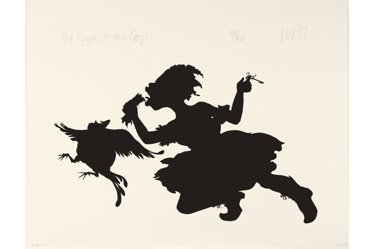 Kara Walker - Keys to the Coop