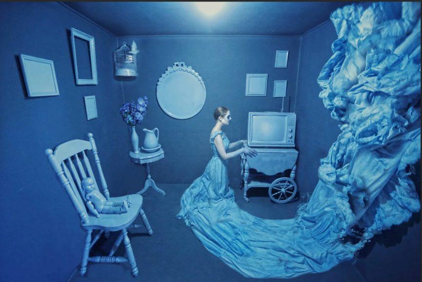 Karen Jerzyk - BLUE