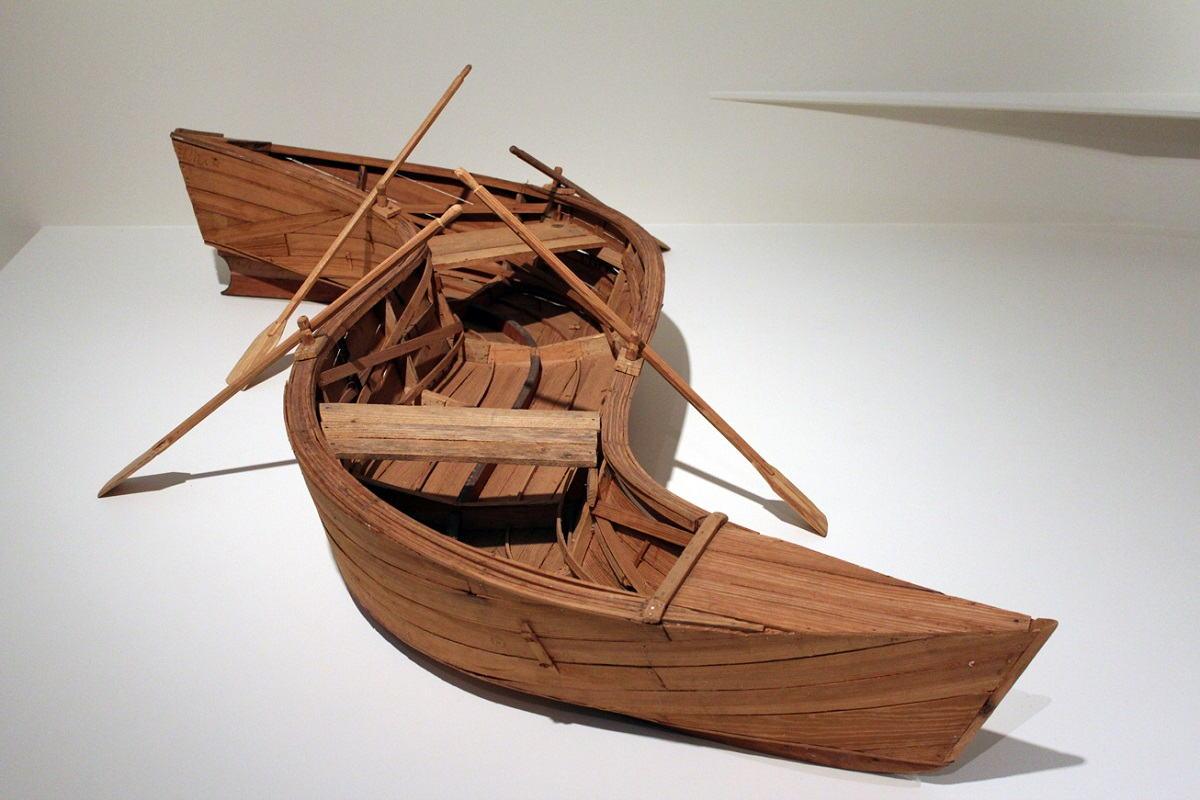 Kcho - R.E.C. (Rectifying the Course ). Image via artsobserver.com