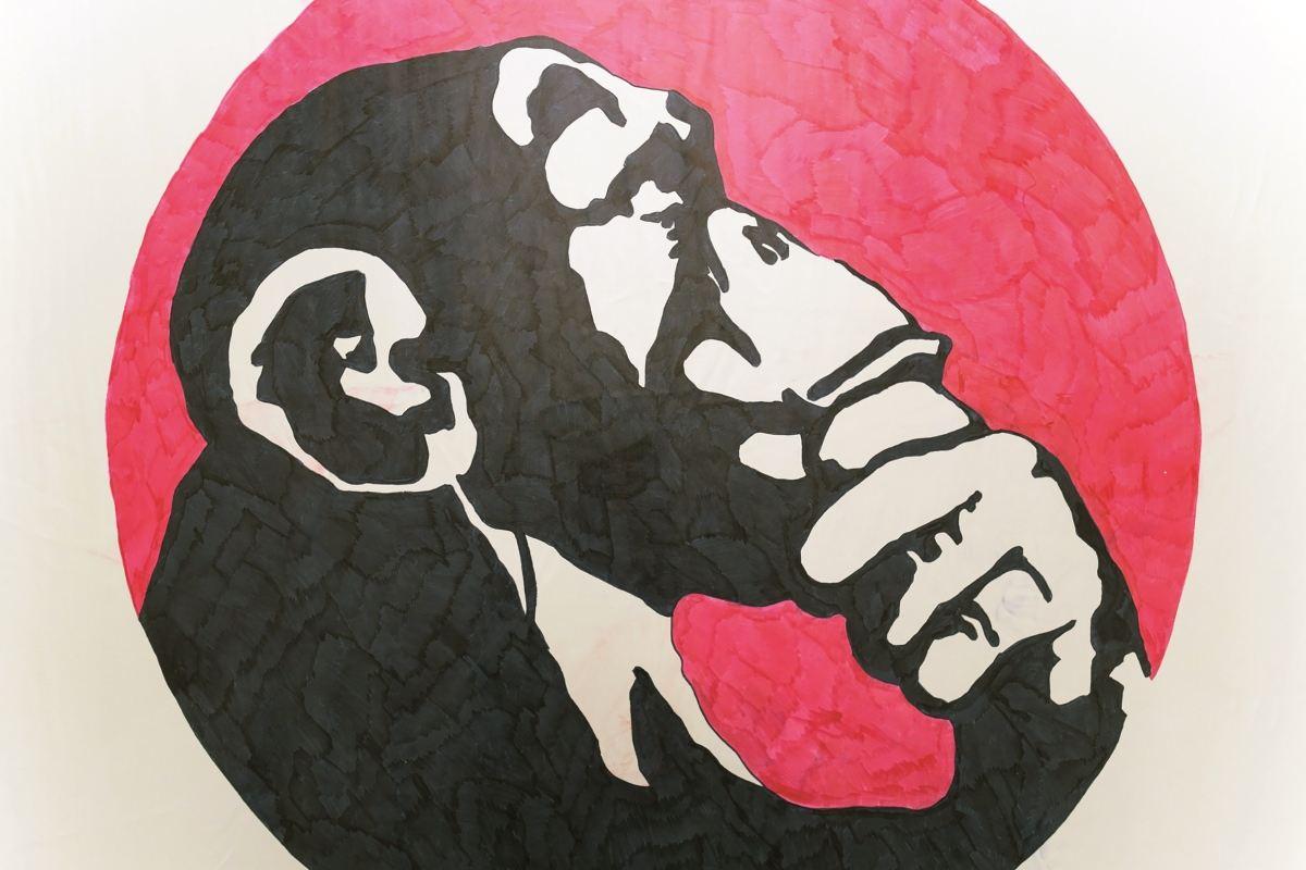 Keren Cytter - Last Summer Fest, Ape Flag, 2015