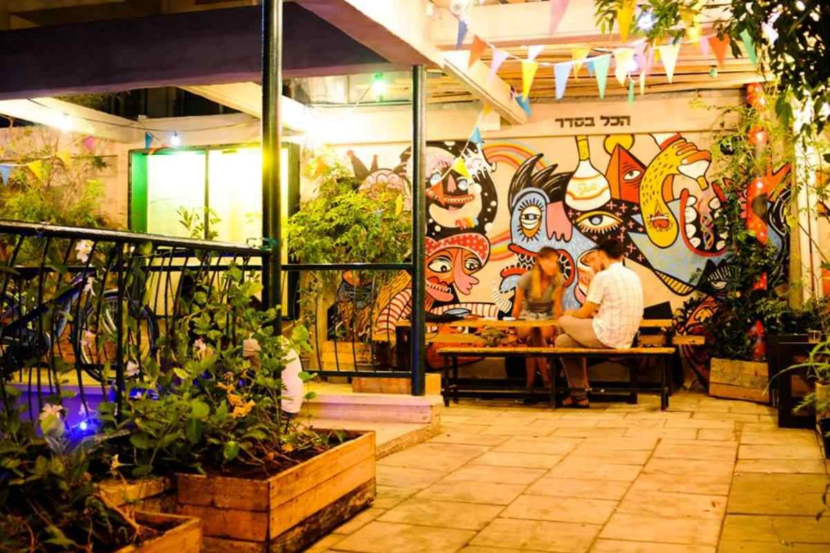 Kuli Alma in Tel Aviv (courtesy of telavivparty.com)