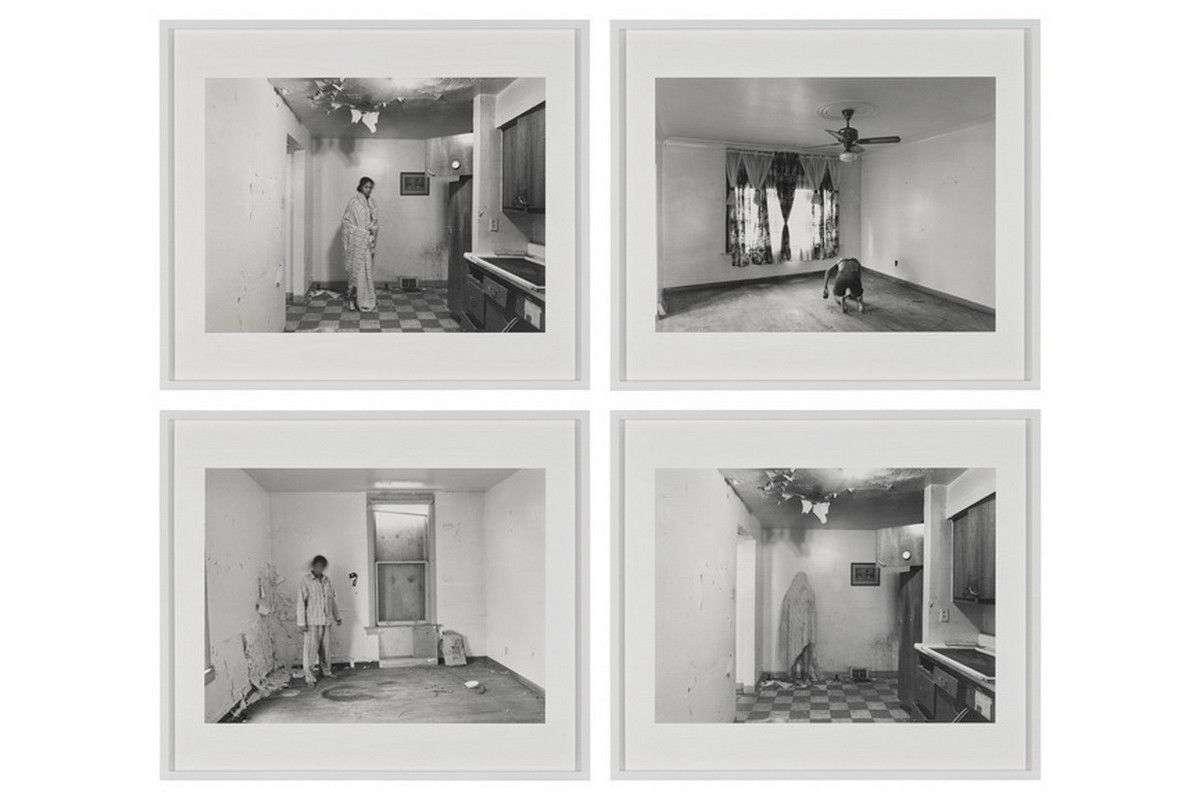 LaToya Ruby Frazier - Four photographs_