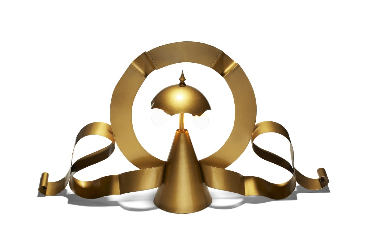 Lapo Binazzi - MGM Table Lamp