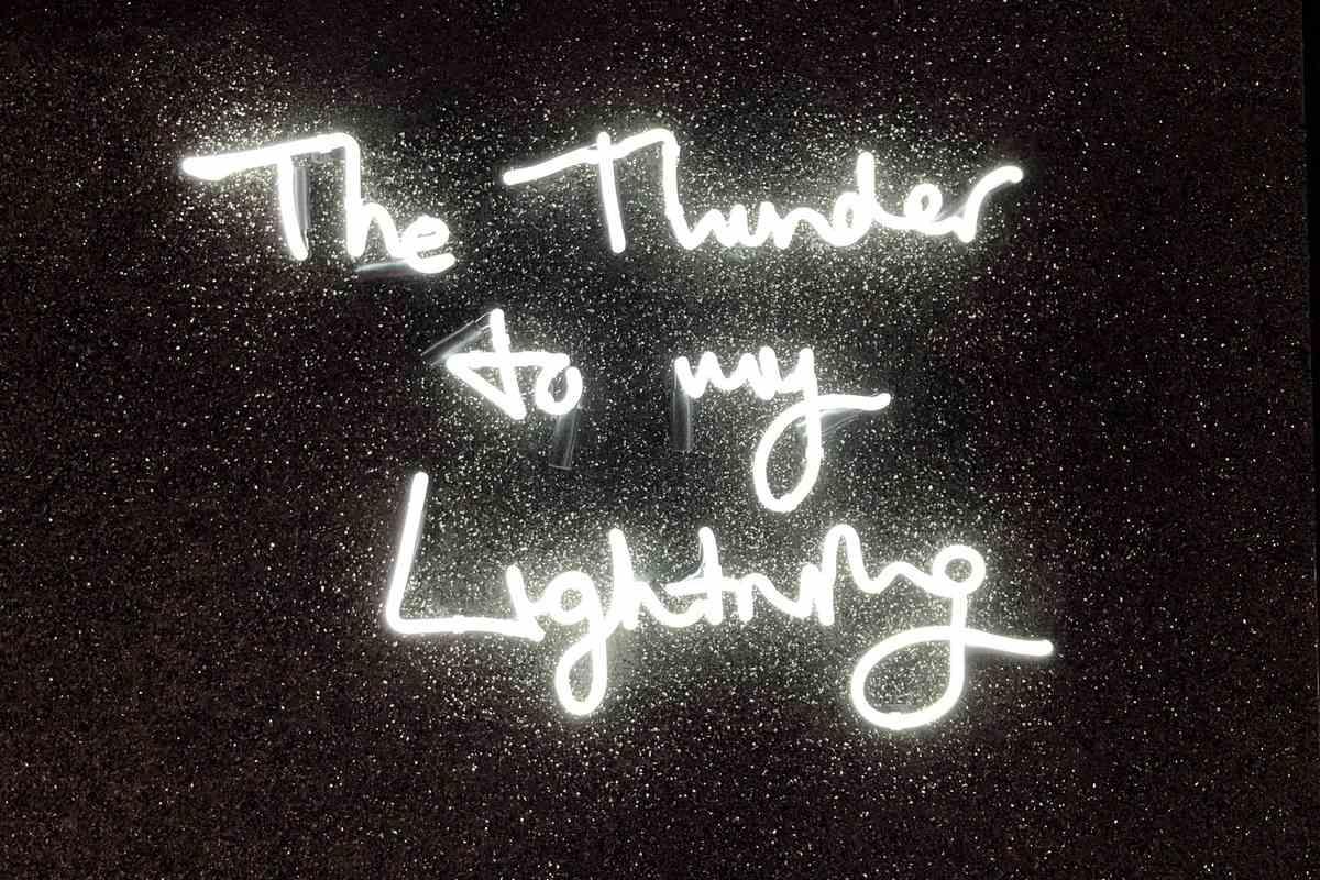 Lauren Baker - Thunder
