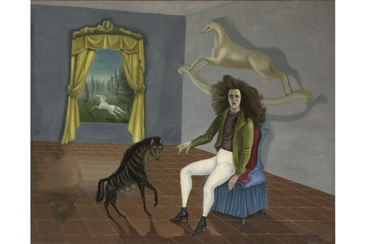 Leonora Carrington - Self Portrait