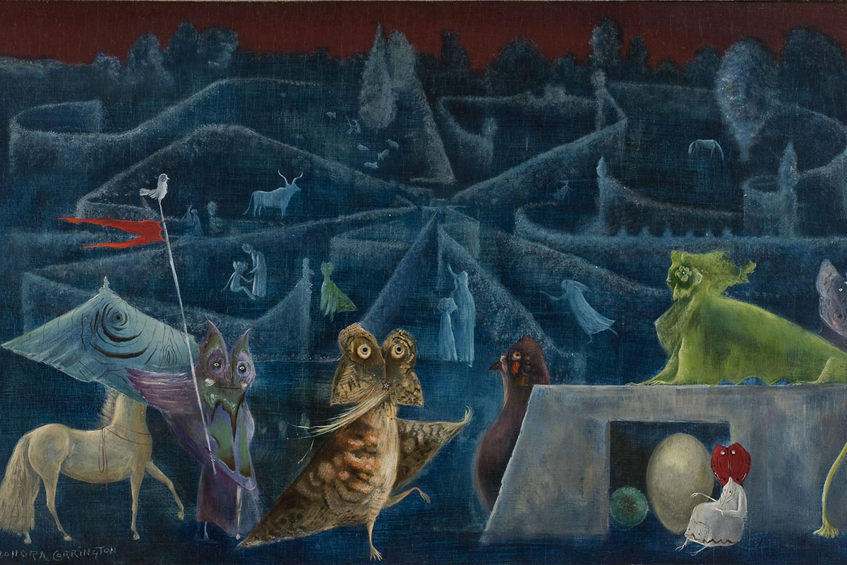 10 Famous Surrealist Paintings From The Masters Of