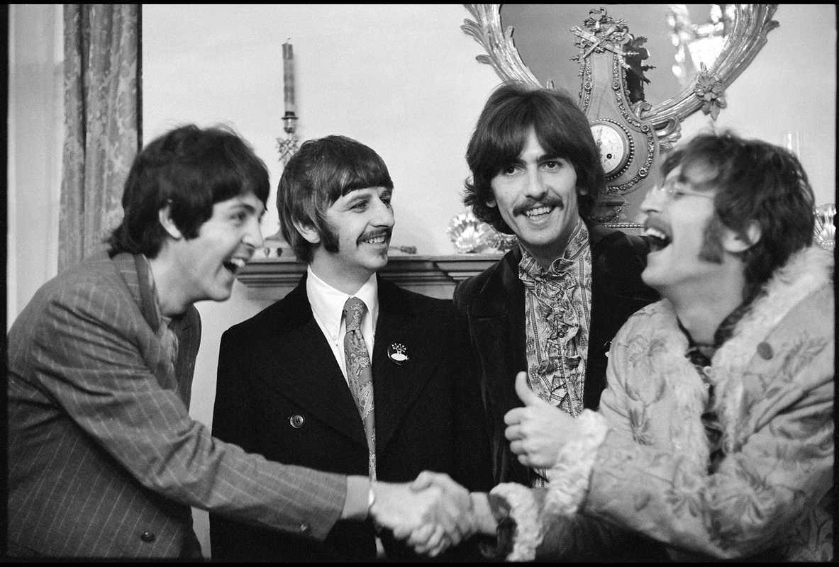 Linda McCartney - The Beatles