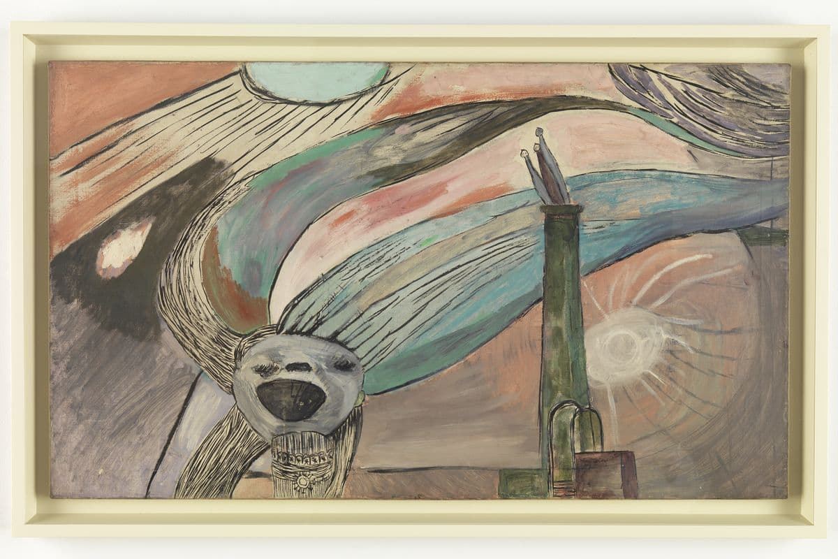 Louise Bourgeois - Untitled, 1946-1947