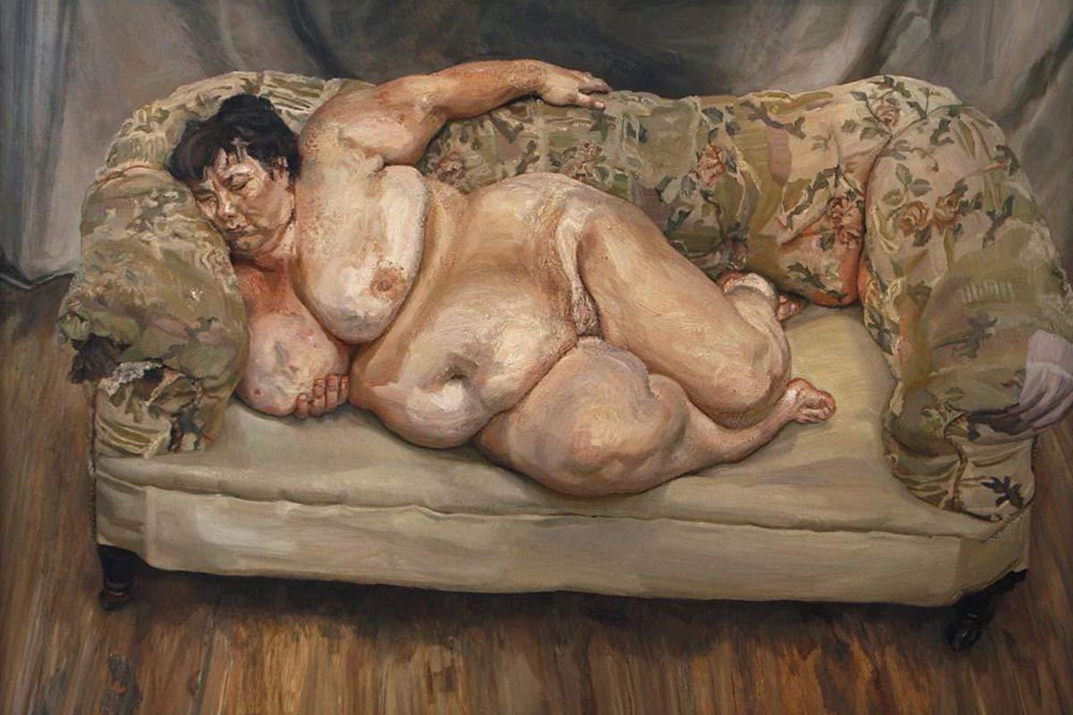 Lucian-Freud---Benefits-Supervisro-Sleeping.-Image-via-whitehotmagazine.com