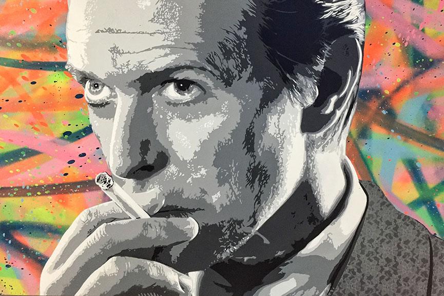 Lukas Avalon - David Bowie 2016
