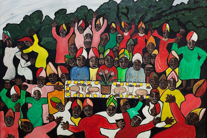 The Colors Of Jamaican Art And Spirit Of Its Artists Widewalls
