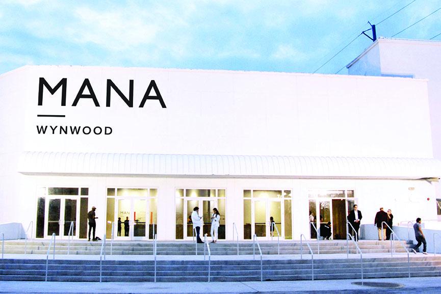 Mana Contemporary at Wynwood 2015