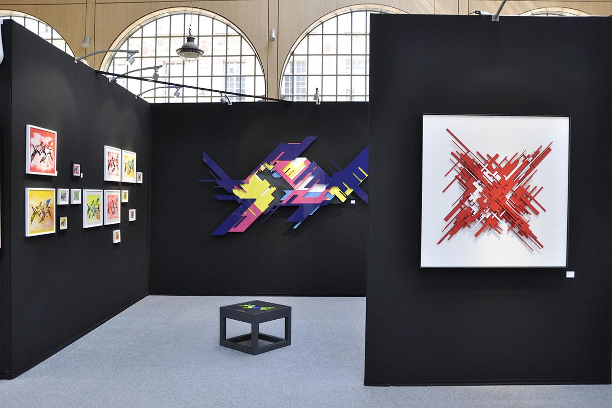 Marc C Woehr at Urban Art Fair 2017 9