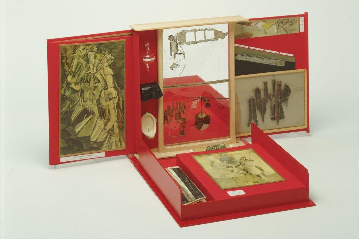 Marcel Duchamp - Box in a Valise
