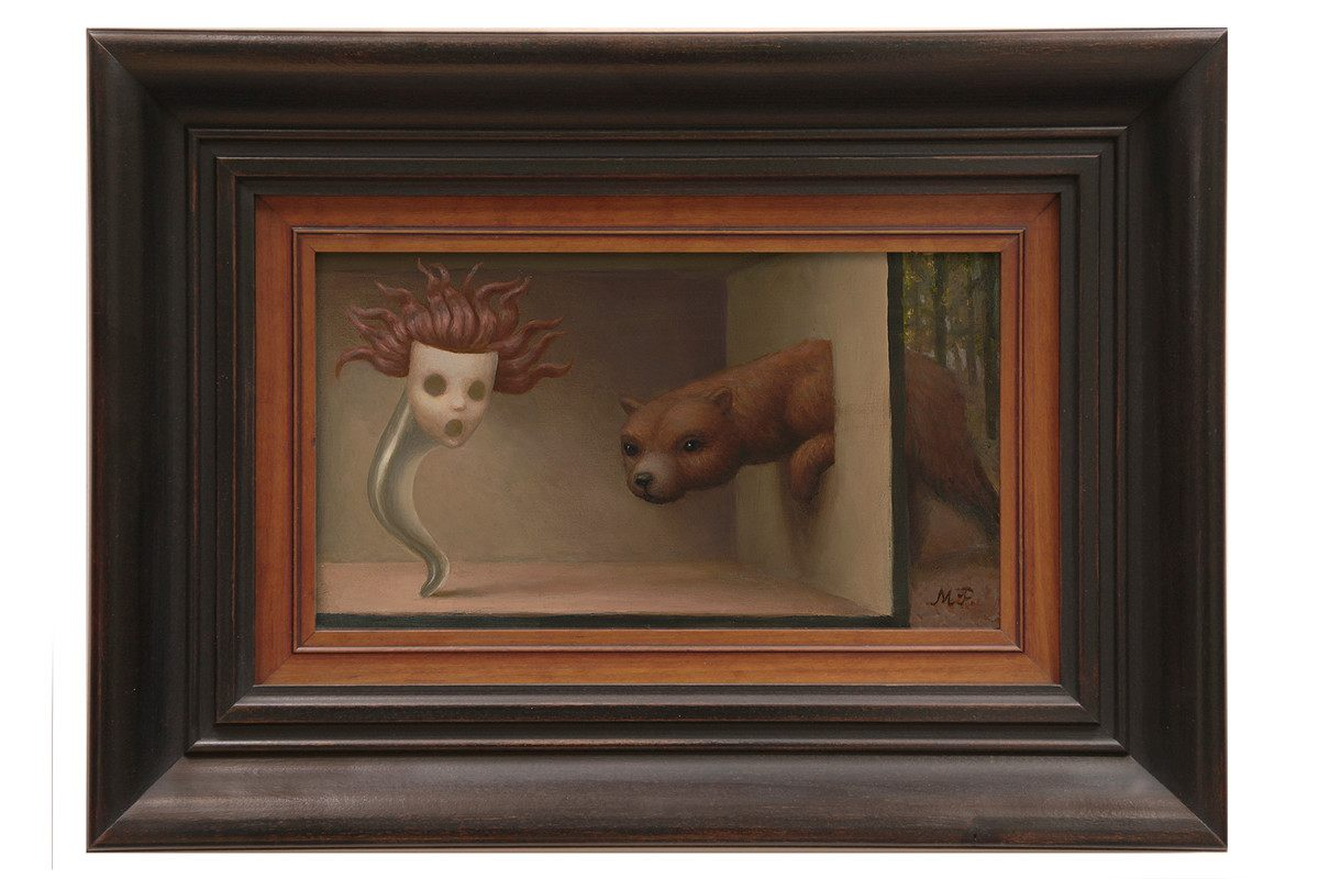 Marion Peck - Bear Dream