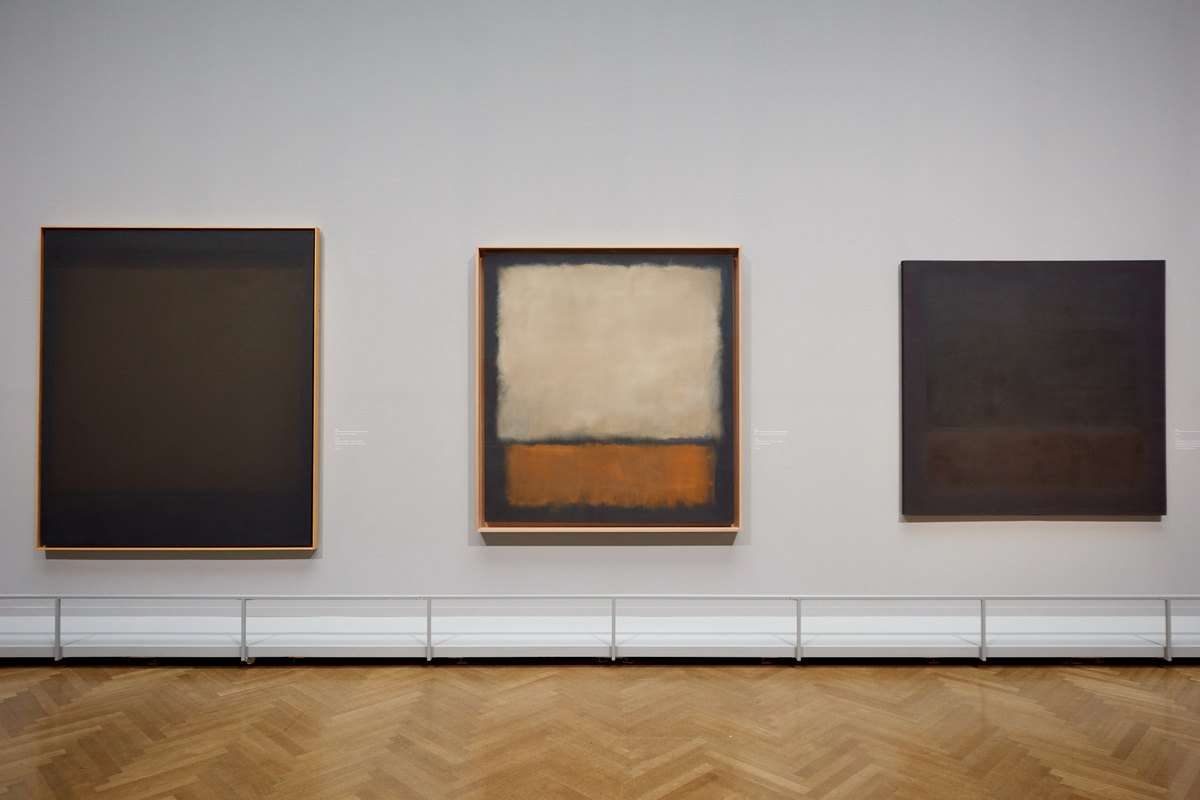 Mark Rothko at Kunsthistorisches Museum – Installation views