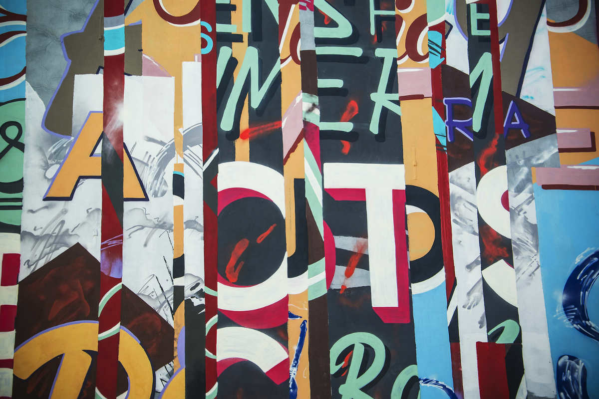 The History Of Typography And Its Journey Through Art Widewalls