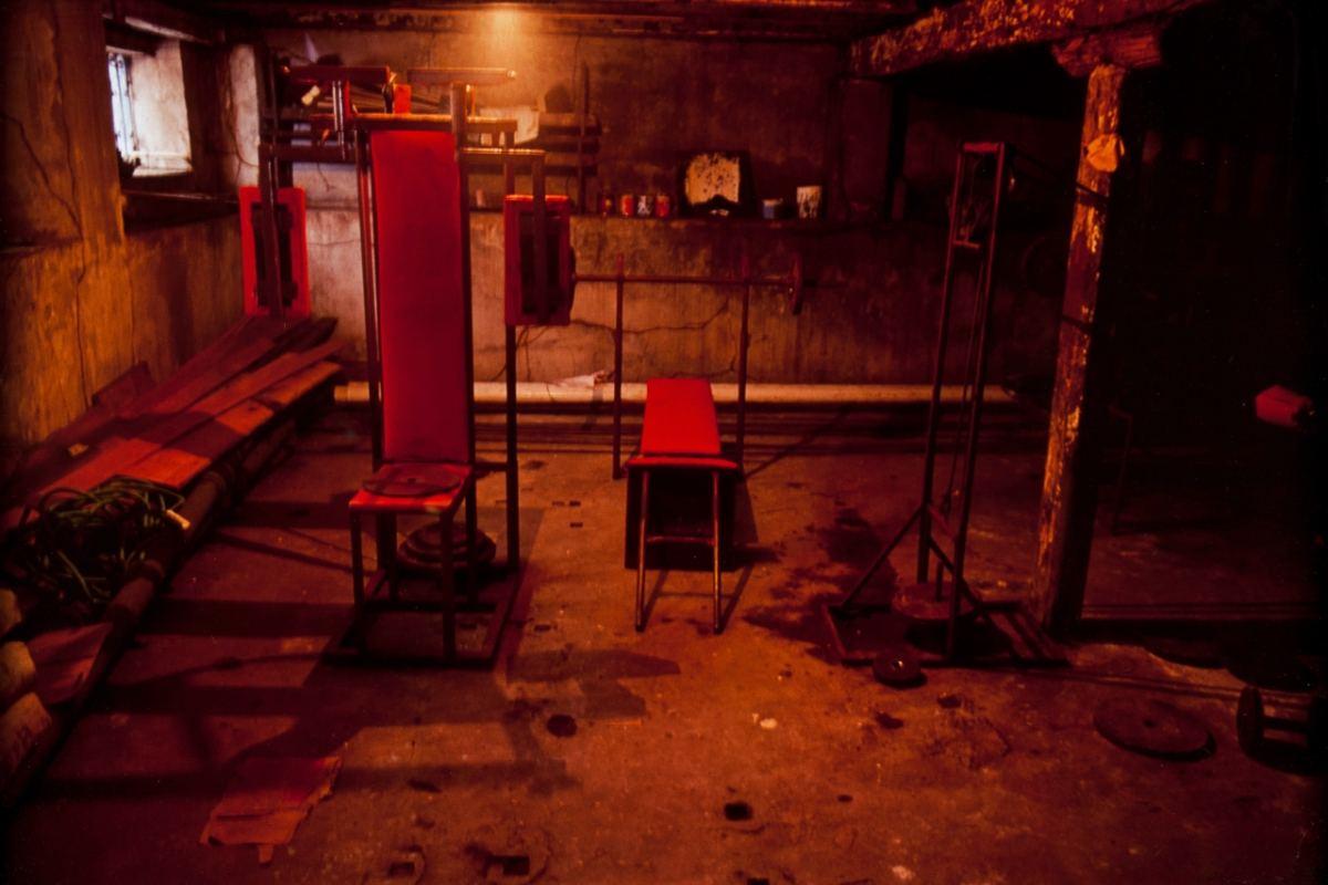 Miguel Rio Branco - Some Torture