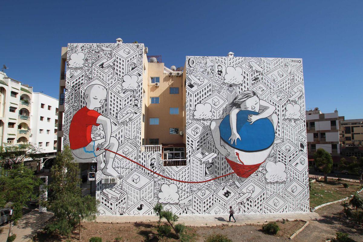 Millo, Safi, 2016