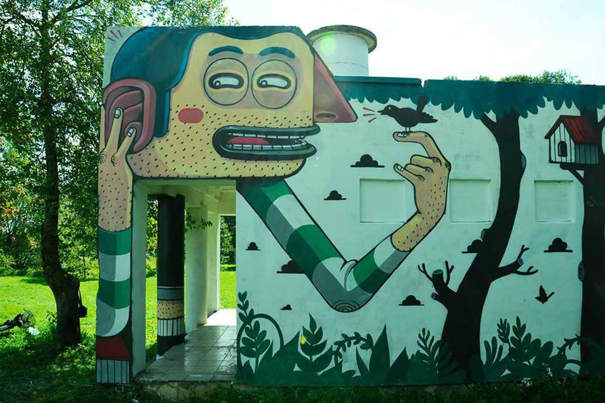 Mr.THOMS - Keep on listening Any kind of shape talk with You,