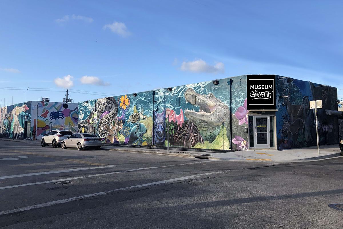 Museum of Graffiti Miami