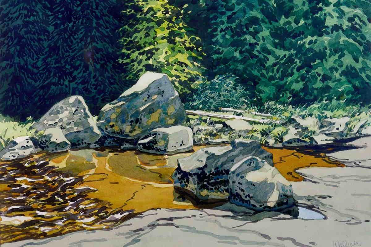 Famous Landscape Artists Still Enchanted By Plein Air Widewalls