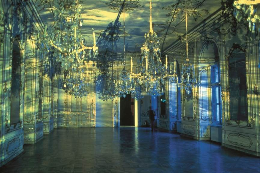 Olafur Eliasson - Die organische und kristalline Beschreibung, 1996
