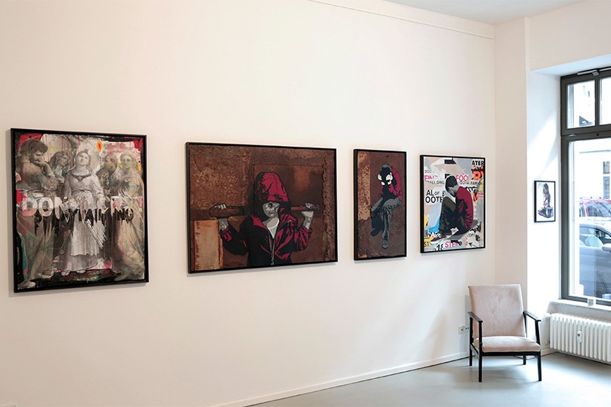 Openwalls Berlin - Collection
