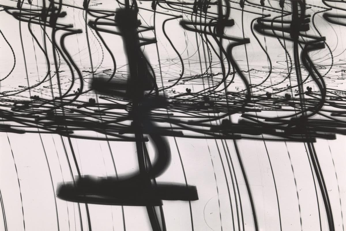 Otto Steinert - Luminogram II, 1952