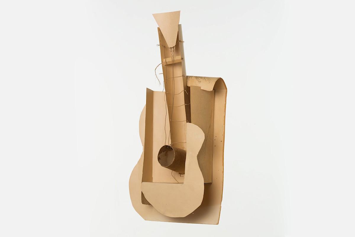 Pablo Picasso - Guitar