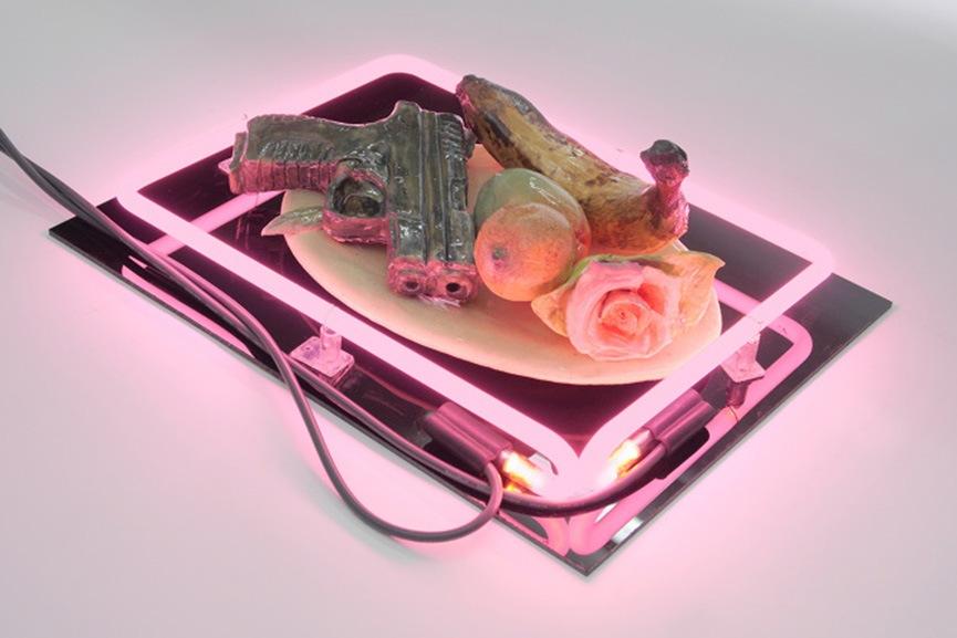 Patrick Martinez - Forbidden Fruit at New Image Art