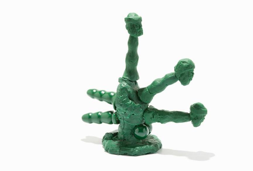Paul McCarthy - Santa Octopussy, 2004