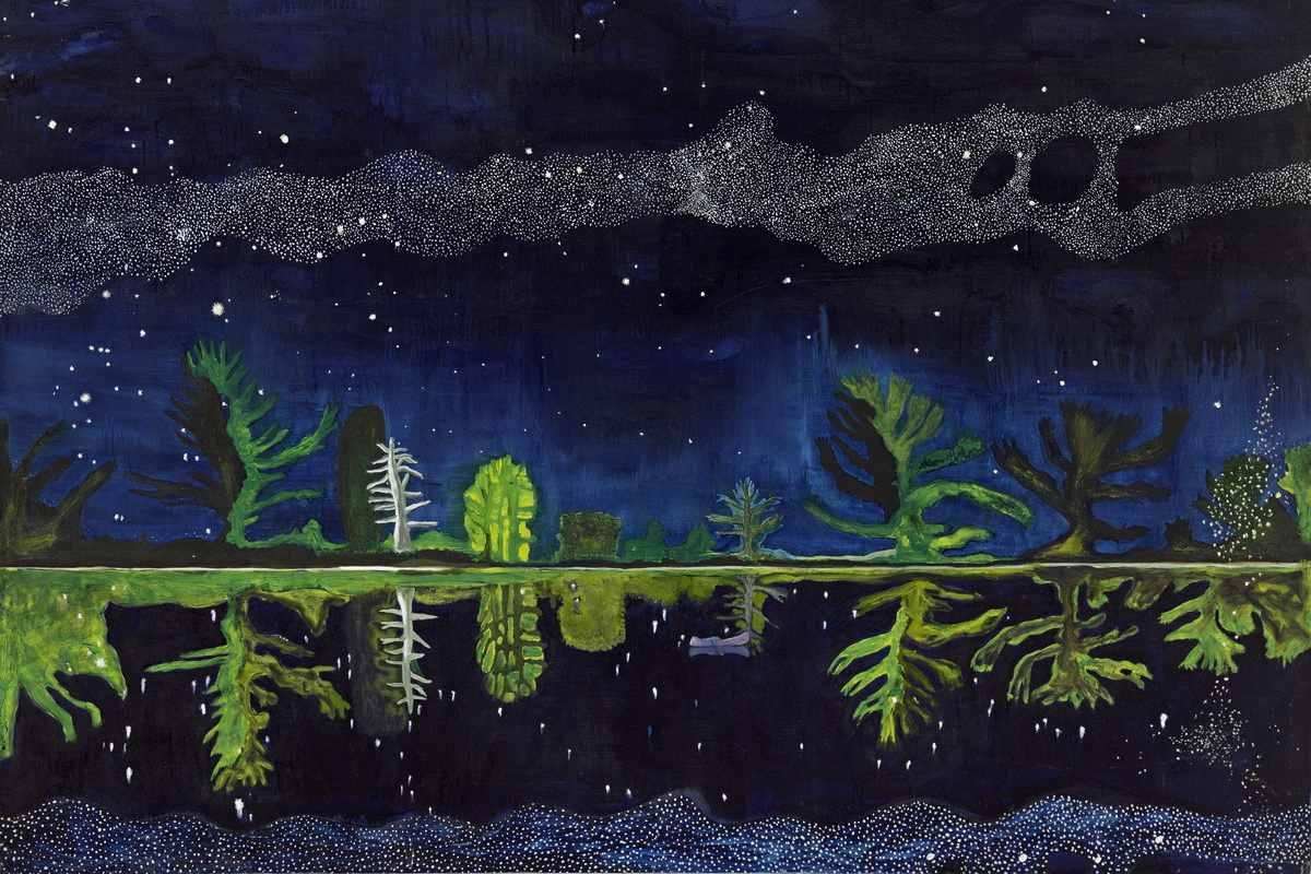Peter Doig - Milky Way