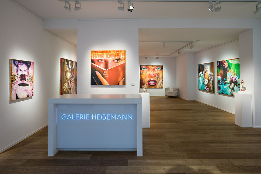 Pop Stories II Galerie Hegemann 5
