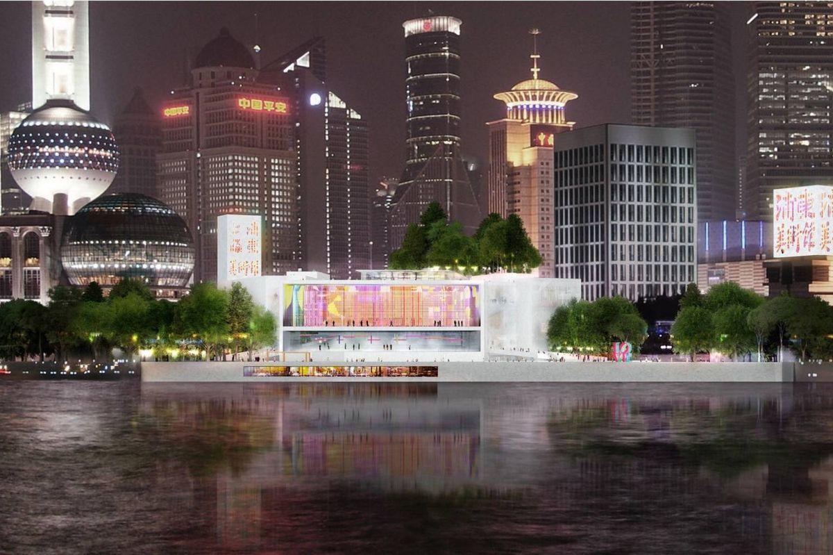 Pudong Museum of Art