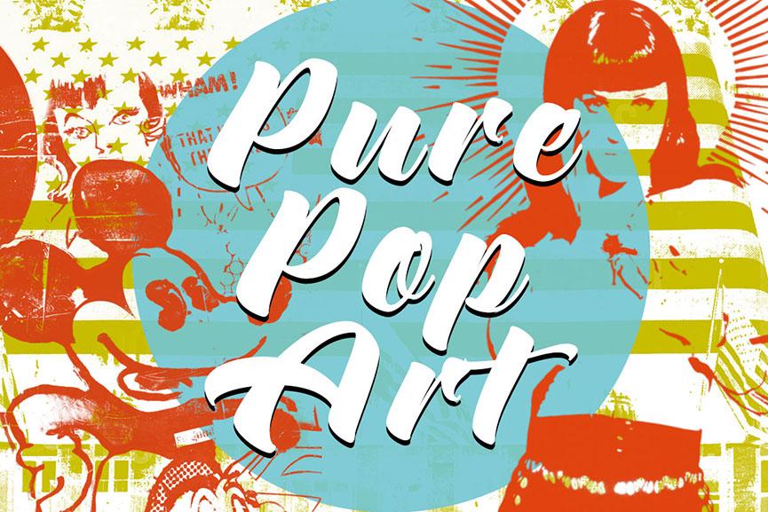 Pure Pop Art Exhibition