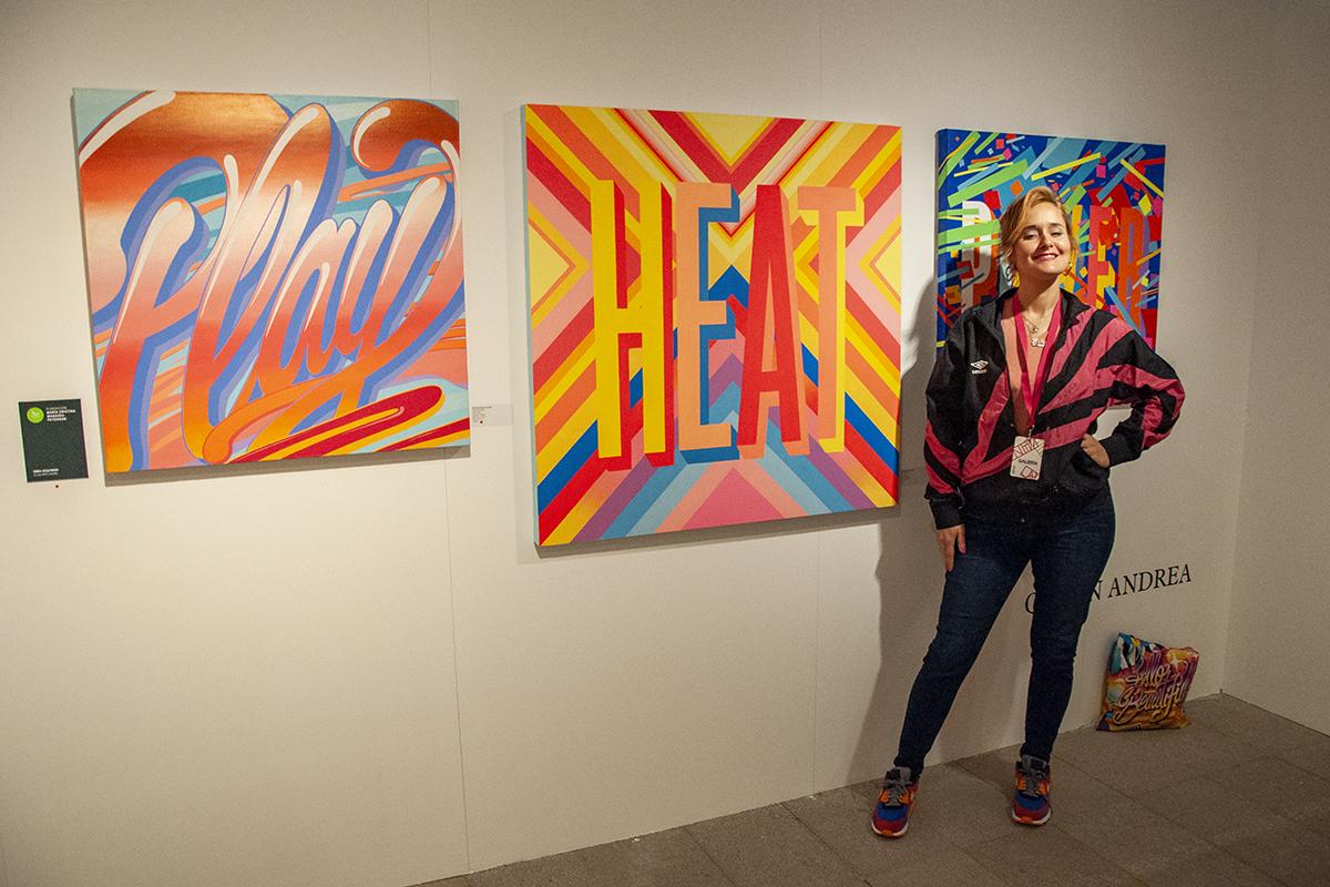 Queen Andrea Urvanity Art 2020