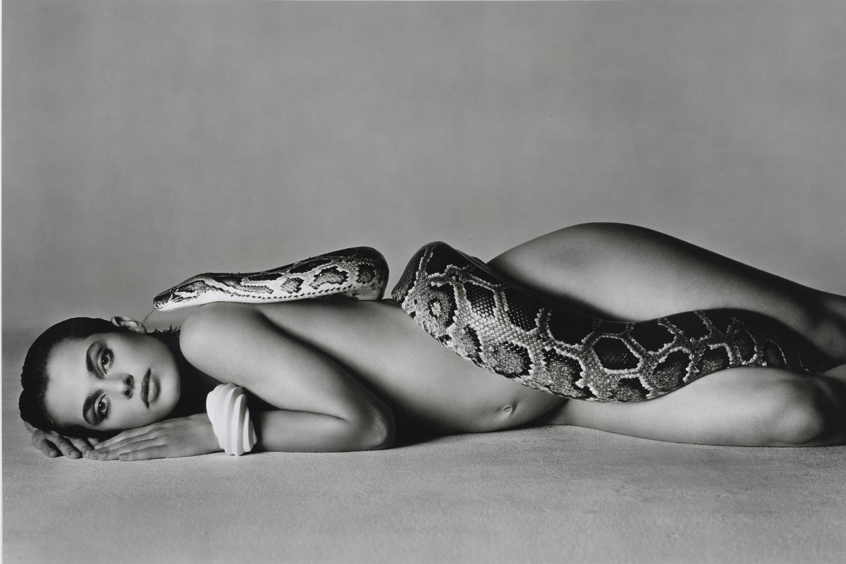 Richard Avedon - Nastassja Kinski And The Serpent, Los Angeles, California, 1981, Featured Image