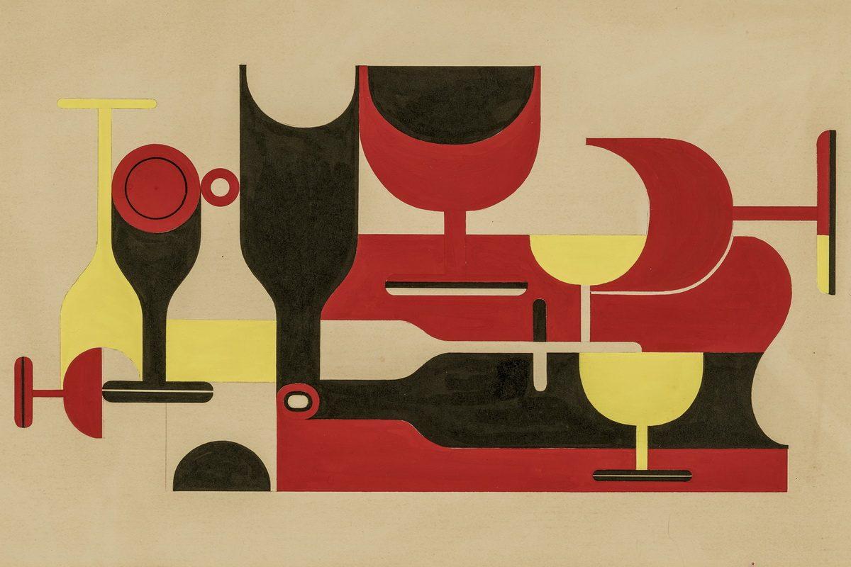 Richard Filipowski - Glasses and Bottles