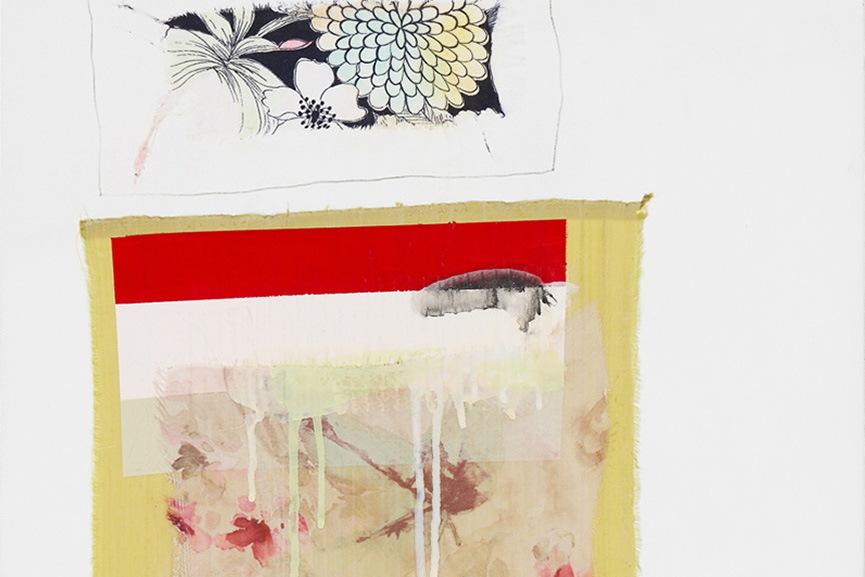 Rick Begneaud - Kayadana(Angel sex) detail I, Canvas over Panel