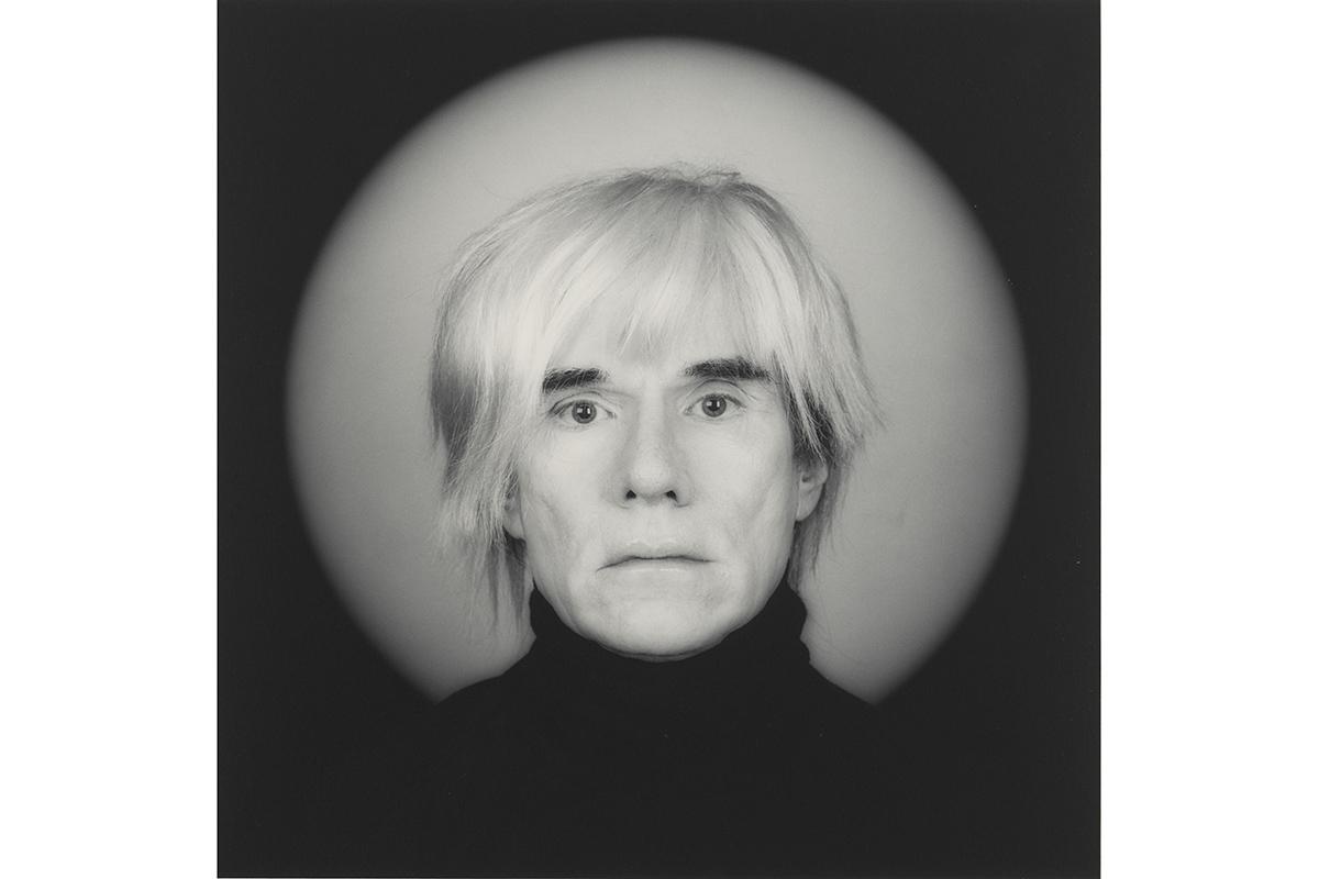 Robert Mapplethorpe - Andy Warhol, 1986